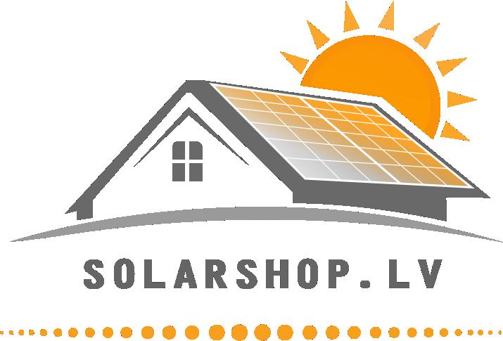 Solarshop.lv солнечные батареи