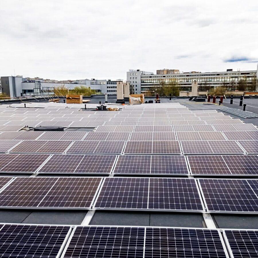 солнечные батареи  для бизнеса
