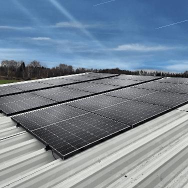 Monokristāla saules baterijas