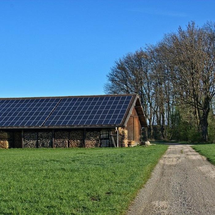 saules paneļi zemnieku saimniecībai